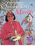 Donna Dewberry's Quick and Easy Murals  (Softcover)