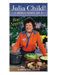 Julia Child - America's Favorite Chef (VHS)