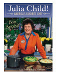 Julia Child - America's Favorite Chef (DVD)