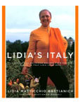 Lidia's Italy: 140 Simple and Delicious Recipes (Hardcover)