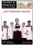 America's Test Kitchen - Best Weeknight Recipes (DVD)