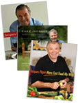 Jacques P�pin Cookbook Gift Set (Hardcover)
