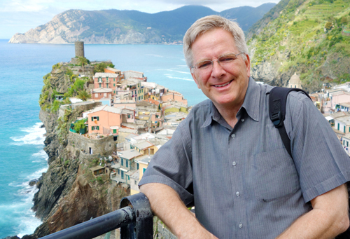 Rick Steves' 50 Thrifty Tips<br>for European Travel