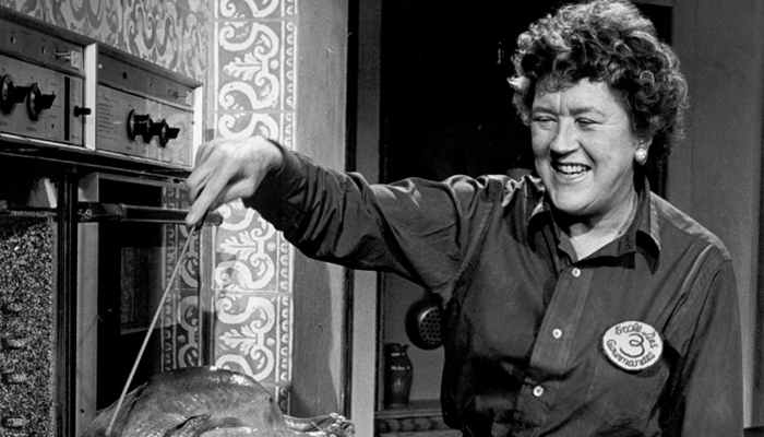 A History of Julia Child