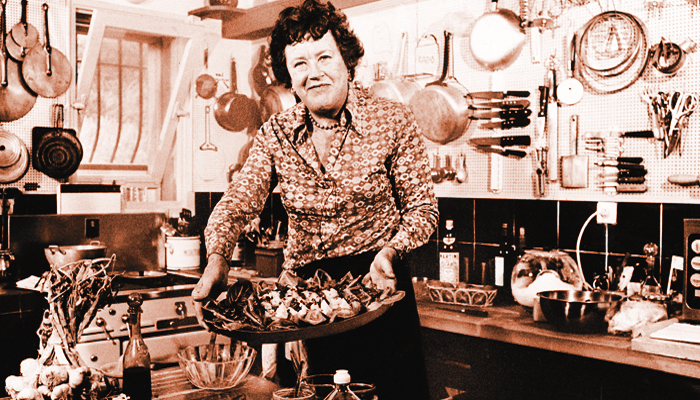 Cooking With Julia Child