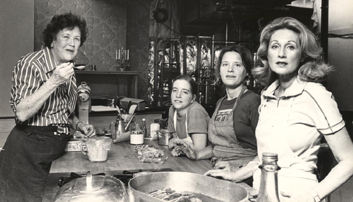 Sara Moulton on Julia Child, Part 1