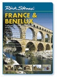 Rick Steves: France and Benelux (DVD)