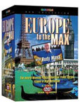 Europe to the Max with Rudy Maxa (DVD)