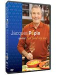 Jacques P�pin: More Fast Food My Way (DVD)