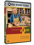 The Complete P�pin: Techniques and Recipes (DVD)