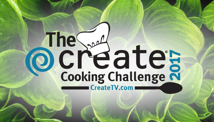 Take the All-New<br>Create Cooking Challenge!